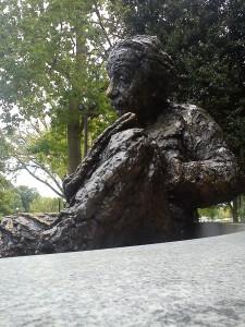 Einstein at National Academy of Sciences