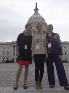 at the capitol, conference