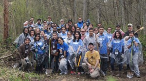 Volunteering with Fulbright